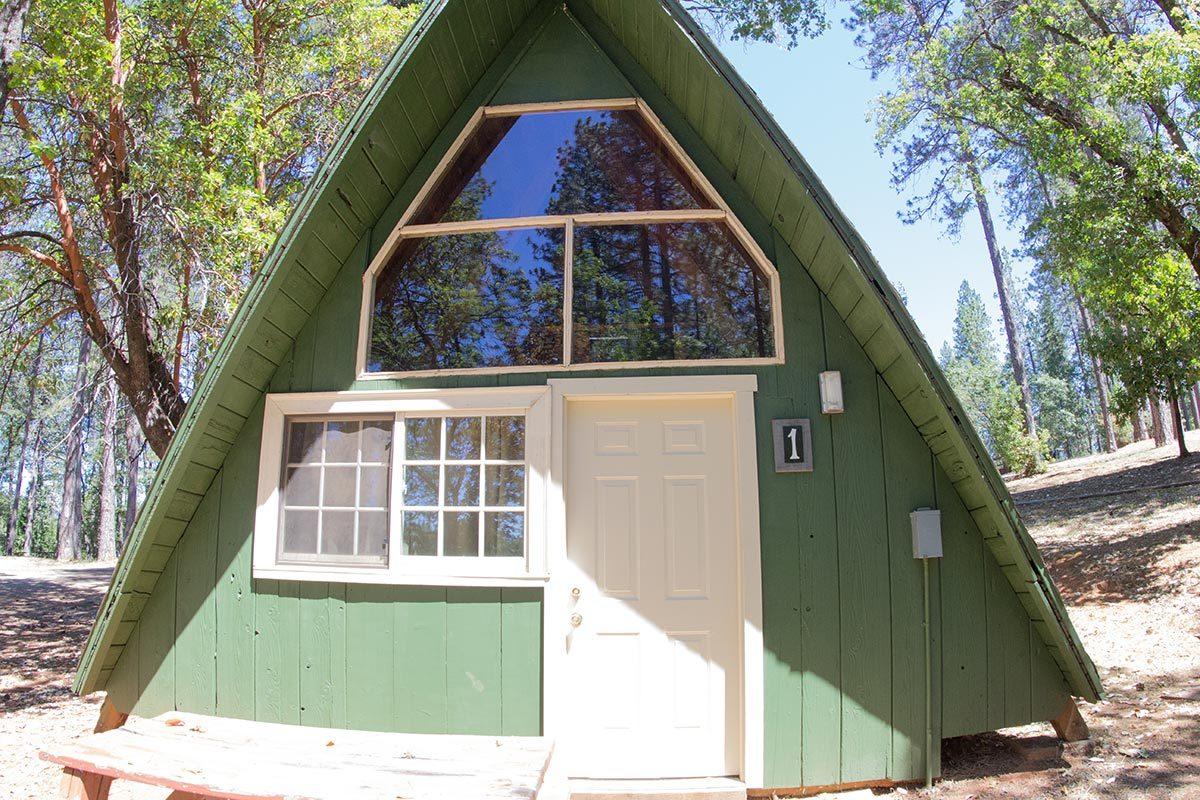 Cabin A Frame