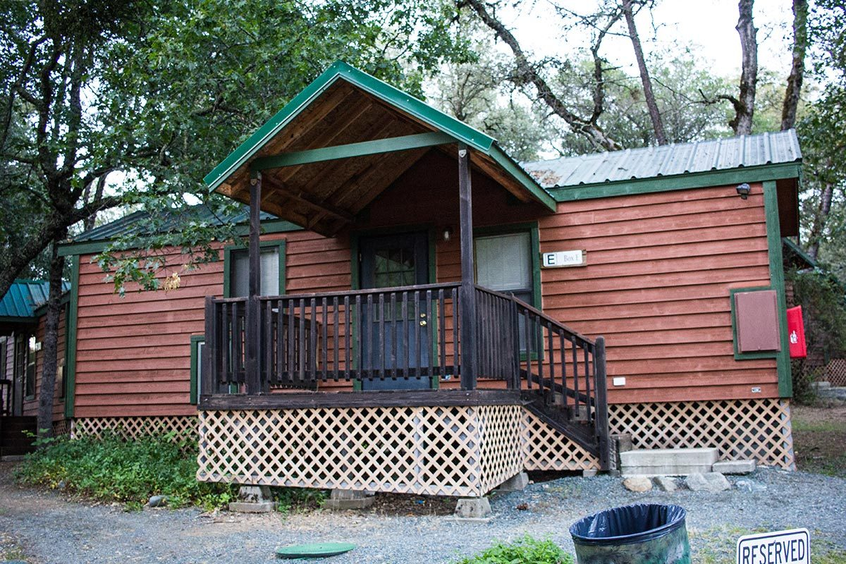 Cabin Premium Retreat Replace Me